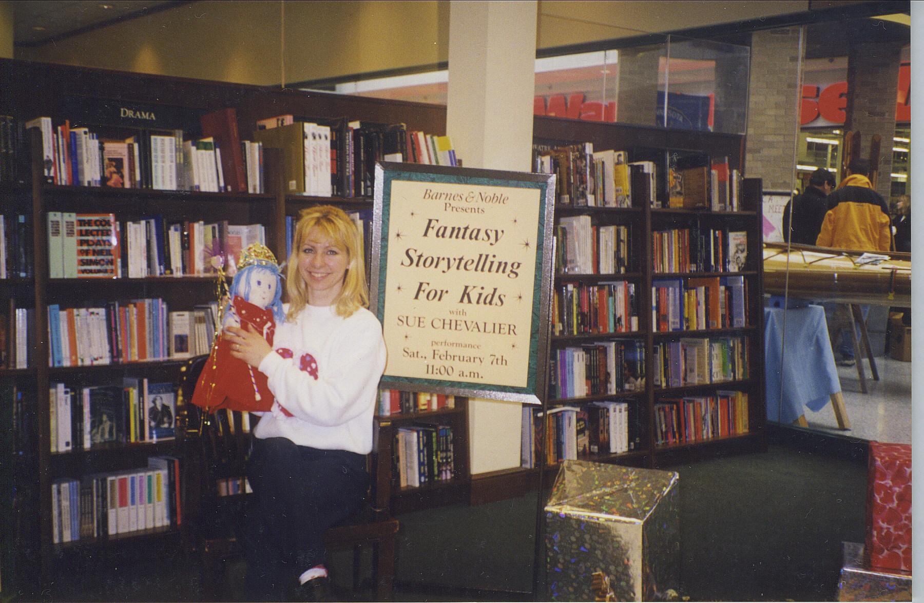 Barnes & Noble Roseville 1998