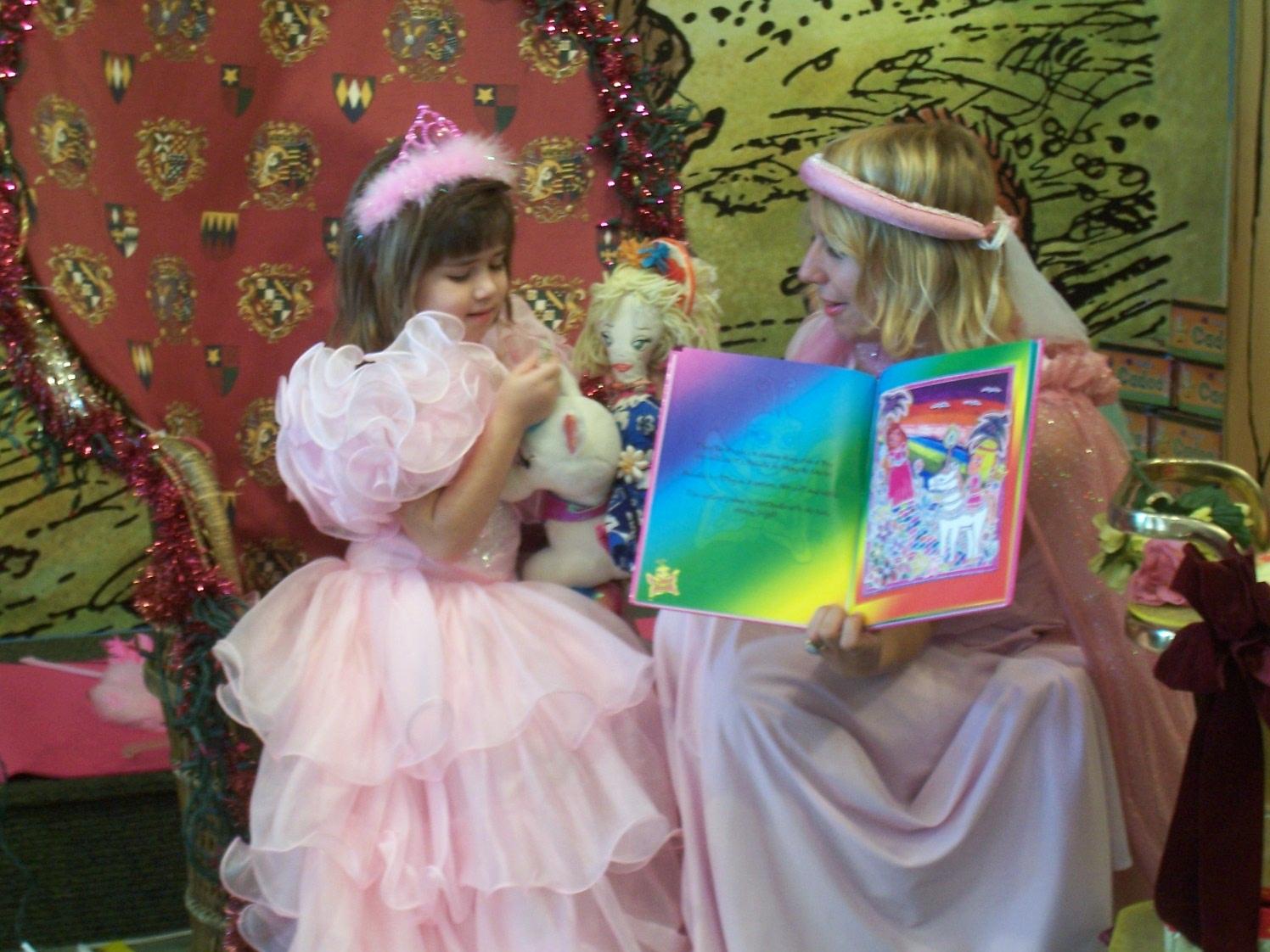 Krendoll princess loves UniCandle unicorn