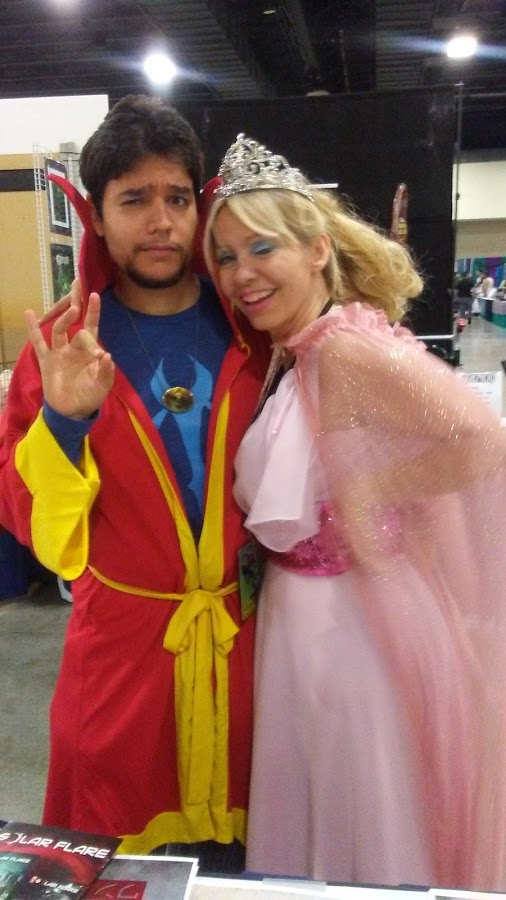 Paradise City Comic Con in Fort Lauderdale