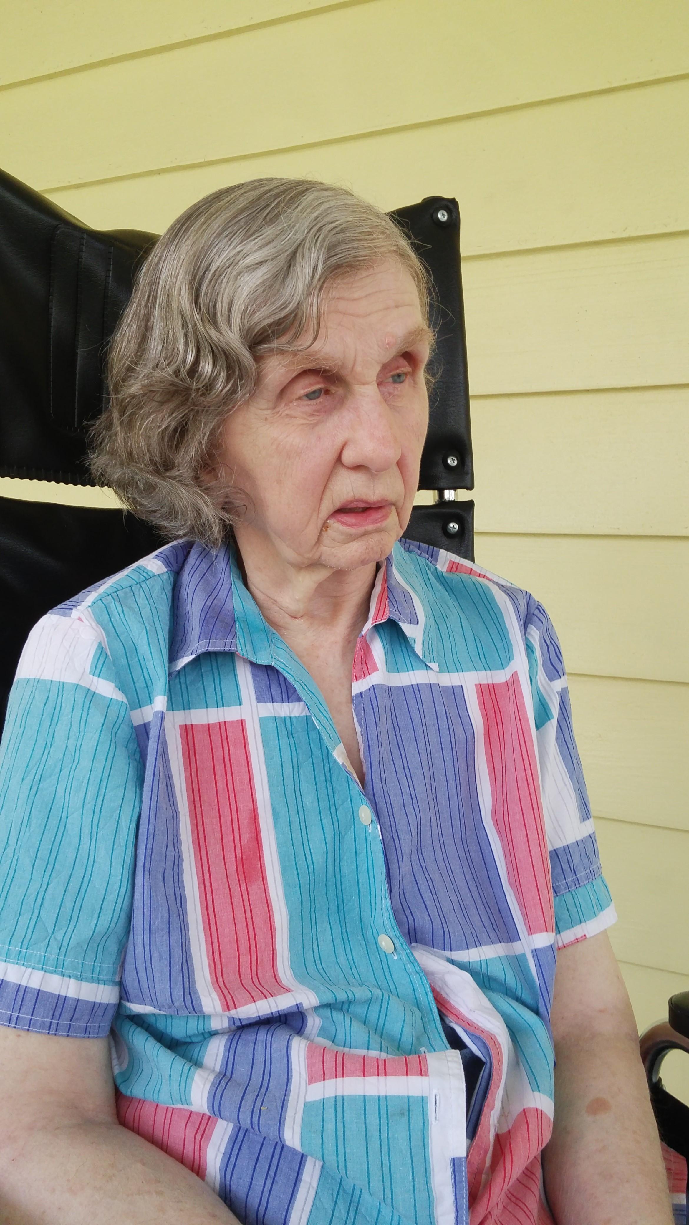 Aunt Audrey