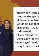 Halloween Is The Devil's Day