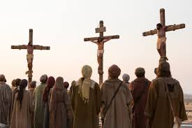 THE LOVE OF JESUS FOR US